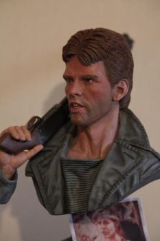 Kyle Reese - new paint up 2 - another angle by Alaneye