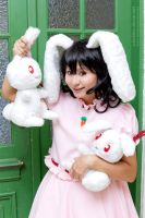 Tewi Inaba:::::::: by Witchiko