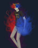 HS: Sollux by UnknownRiot