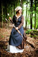 Robin Hood - In Sherwood Forest by haricovert-cosplay