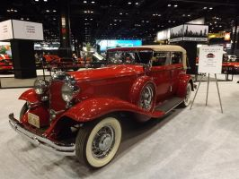 1932 Chrysler Imperial by rootsauce