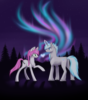 Quill and Aurora by Haventide