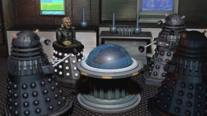 Davros and Family by LEMIKEN
