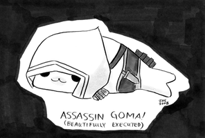 Assassin Goma by ayabrea
