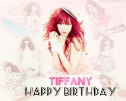 Happy Birthday To Tiffany! by shirlysnowiie