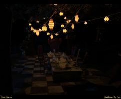 Mad Hatters Tea Party 1 by Tyleen