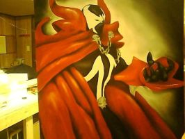 spawn  finished by ghost010