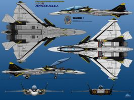 IFX-45R 6 View Wardog 4 by haryopanji
