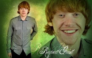 Rupert Grint wallpaper by Lily-Poulp