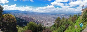 Bogota - Colombia by McCABR