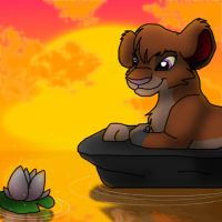 Water lily by RIOPerla