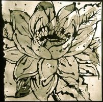 LOTUS. Ink by yaakovforstovski