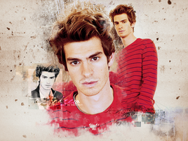 andrew garfield by baboesch
