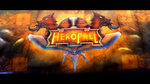 Herofall logo- Wallpapper by Idera13