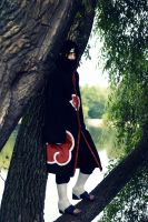 Itachi. Your soul's shadow by selfoblivion