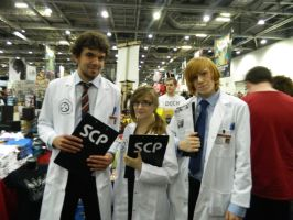 SCP Cosplay by MJ-Cosplay