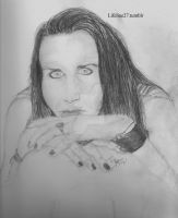 Marilyn Manson Early 90s by Acidic-Destruction