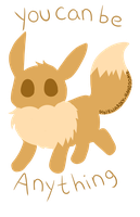 Anything eevee by Awkwardly-Handsome