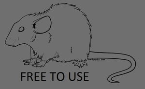 Free_To_Use_ Rat base by EverDream-Adopts