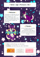 CORE Pastel Nights Code [com] by Werewvlf