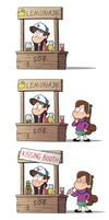 Kissing booth by markmak