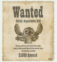 A Wanted Experiment by Fishlover