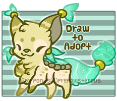 :Draw to adopt FoxPond(closed): by PrePAWSterous