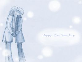 Happy New Year by sasaluc