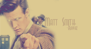 11Th. Matt Smith. by Rayykz