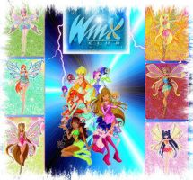 Winx Club by Black-Pearl77 by Winx-Fans