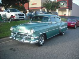 1953 Chevrolet Bel-Air by Shadow55419