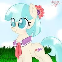 Coco pommel by Mayleebell24