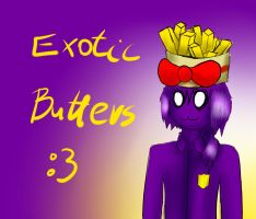 Exotic Butter by monkamoni