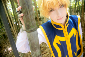 Kurapika I by Ettelle