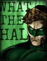 What The Hal (finished) by MrsUnderground