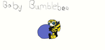 Sparkling request baby bumblebee by rose-angle