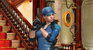 Jill Valentine-BSAA AGENT-3 by blw7920