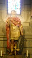 'Rory The Roman' Statue by Biggerontheinside10