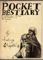 Pocket Bestiary: Front Cover by BabushkaYaga