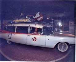 Me in the Ecto by vash68