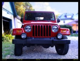 2003 Jeep TJ Freedom by yankeedog