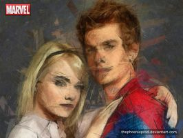 Marvel - The Amazing Spiderman by thephoenixprod