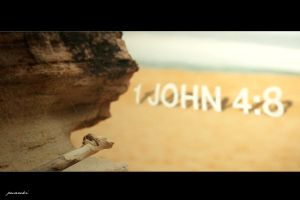 1 John 4:8 by Pure-Zeki