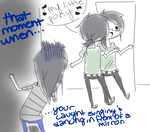 That Moment When : Singing and Dancing by Aekamii