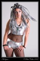 Silver Android XI by nitr0gene