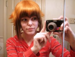 Judai Yuki wig by SakiRee