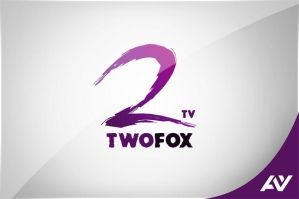 Two Fox TV by Art-vibrant