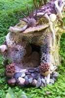 Faery House 3 close up by sevenwillow
