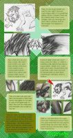 Traditional coloring tutorial. by MintMongoose