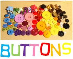 Buttons Galore by knittywitty